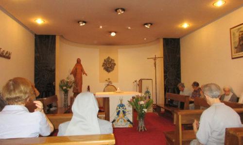 encuentro de Claretianas en Italia
