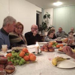 SPOTKANIE OPŁATKOWE CARITAS W PARAFII ŚW. ŁUCJI