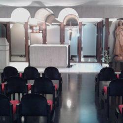 capilla casa de espiritualidad Barcelona Claretianas Europa