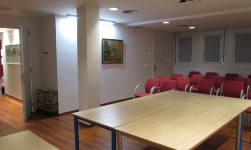 sala reuniones museo